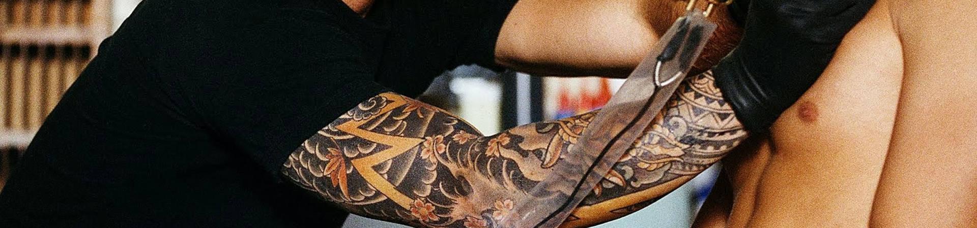 Los 10 mejores tatuadores en blanes girona precios for Los mejores tatuadores