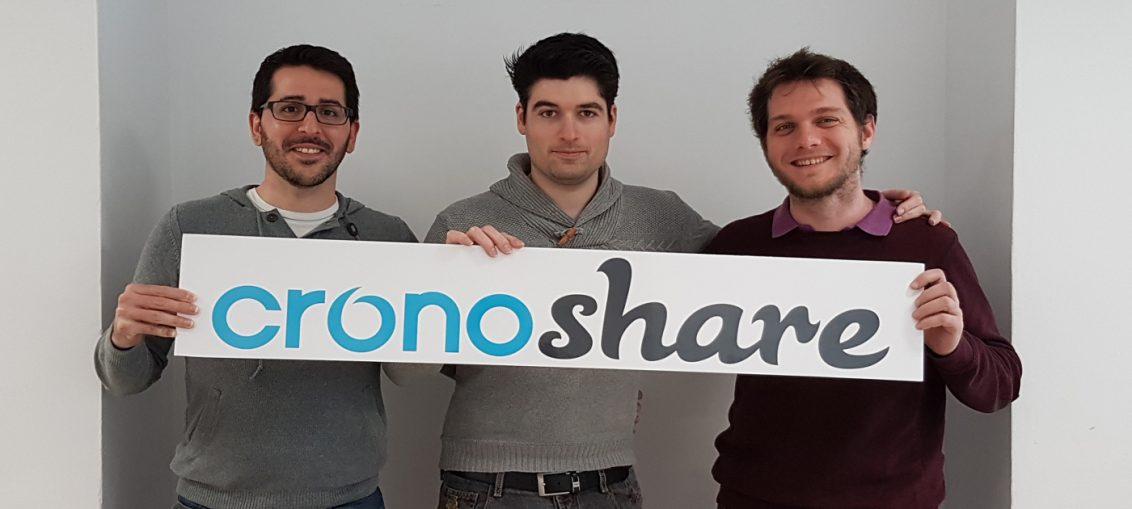 Cronoshare.com, el equipo que hay detrás