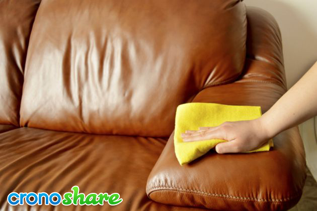 Consejos paso a paso para limpiar correctamente un sofá de piel