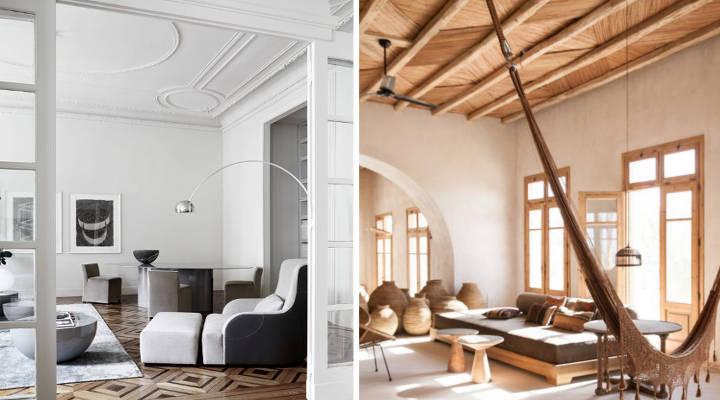 Ideas para decorar techos: ¡Los grandes olvidados!