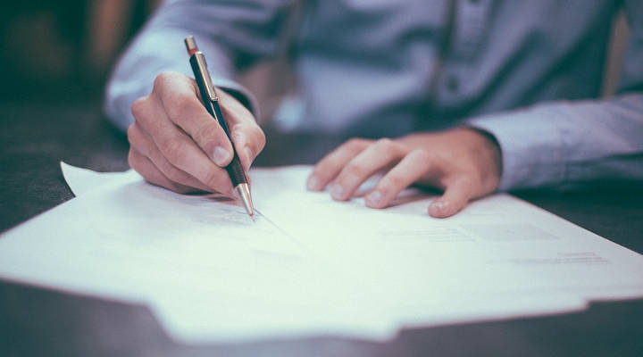 Modelo de factura para abogados
