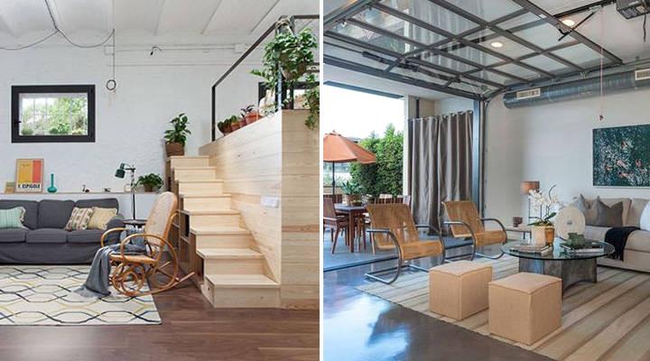 Convertir un garaje en una vivienda