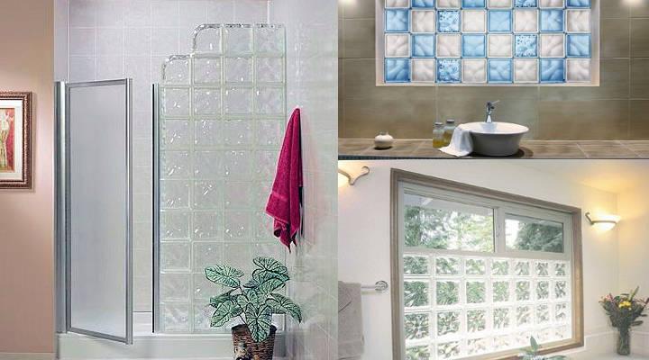 Cuánto cuesta una pared de pavés o tabique de cristal? | Ideas y precios