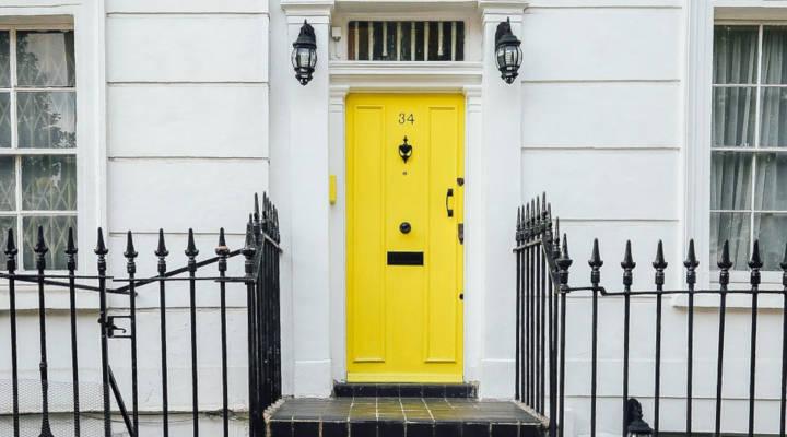 elegir el color de las puertas de interior o de paso