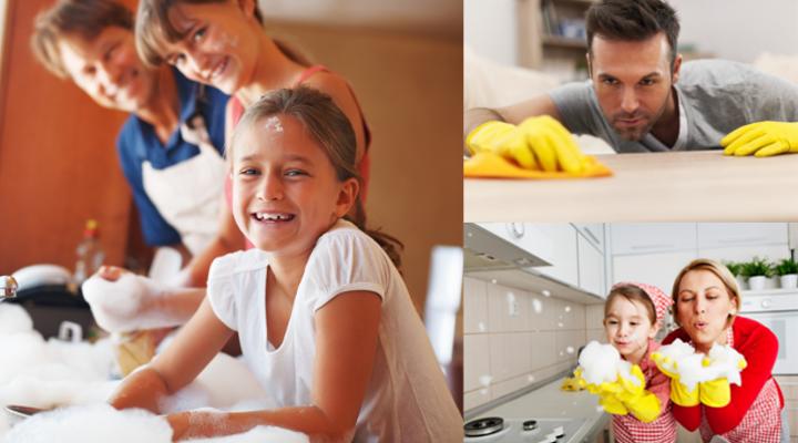 C mo mantener la casa limpia con ni os y trabajo blog de - Como mantener la casa limpia ...