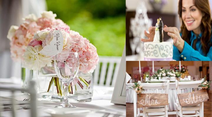 10 Razones para Contratar un Wedding Planner