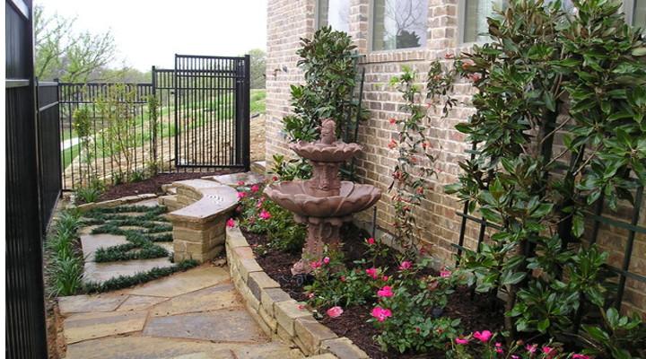Aprovechar un jard n peque o 10 trucos y consejos for Como arreglar un jardin pequeno
