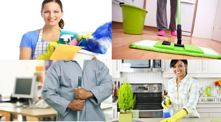 Cu nto cuesta una limpiadora a domicilio precios aproximados for Cuanto cuesta contratar una alarma