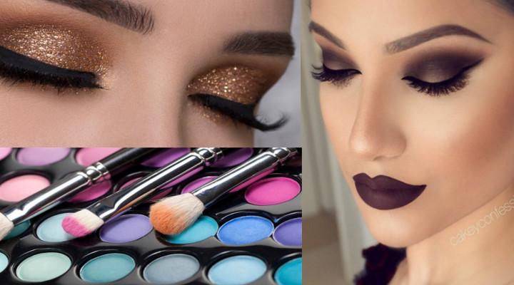 10 Trucos Sencillos de Maquillaje para Fiestas