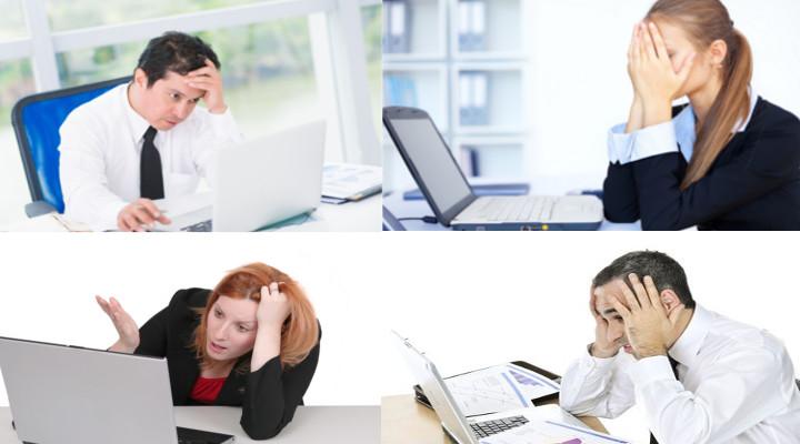 Los 10 Problemas más Comunes en un Ordenador