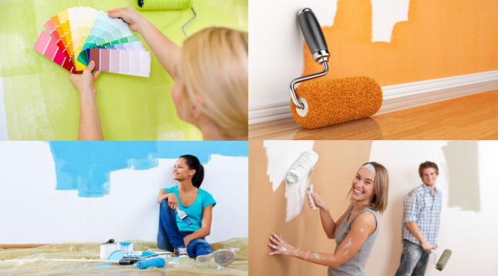 ¿Qué color elegir para pintar la casa?