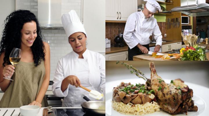 Trabajar como Cocinero a Domicilio y Conseguir Clientes