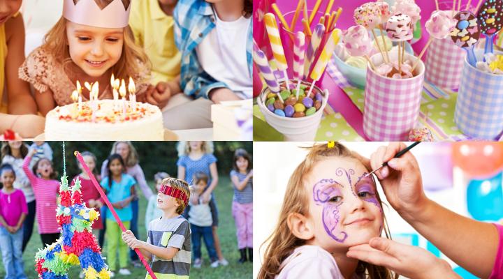 Cómo Organizar un Cumpleaños Infantil