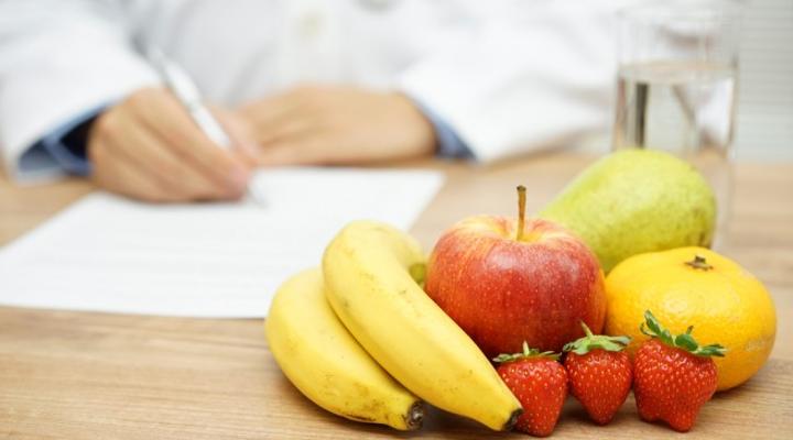 abrir una consulta de nutrición