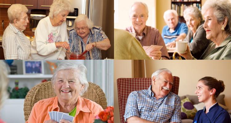 Cómo se paga una residencia de ancianos
