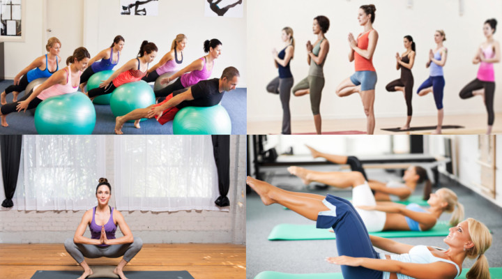 Estos son los Beneficios del Yoga y Pilates