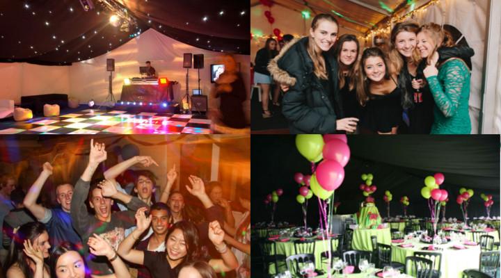 fiesta de cumpleaños para jovenes