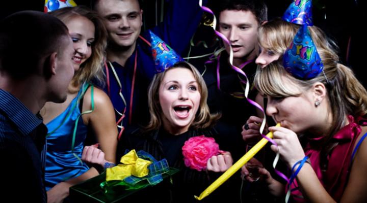 fiesta de cumpleaños para adolescentes