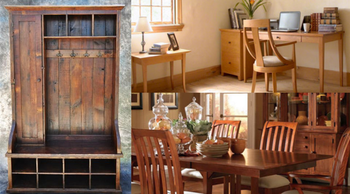Mantener muebles de madera - Consejos y Trucos Probados
