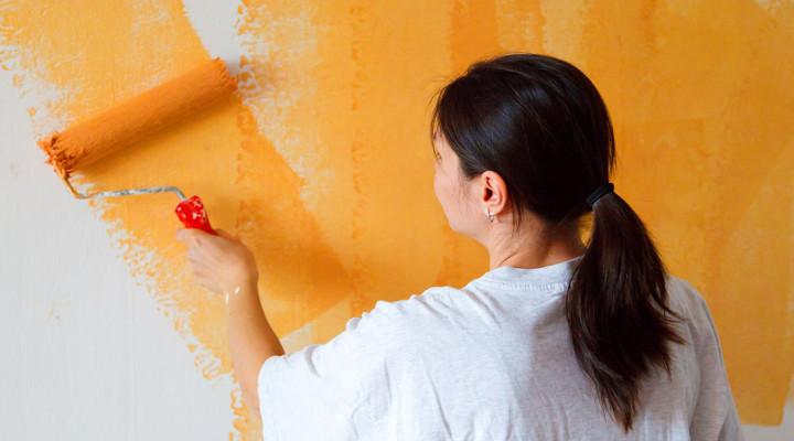 C mo quitar el gotel de las paredes gu a paso a paso - Como quitar el gotele de la pared ...