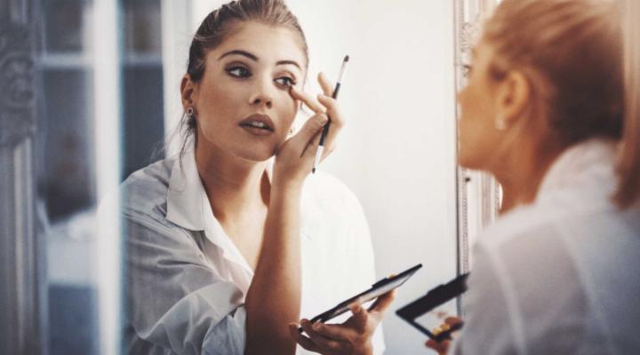 maquillaje para cada color de ojos