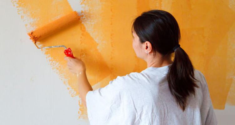 Cu nto cuesta pintar una habitaci n aspectos a considerar - Cuanto vale pintar una habitacion ...