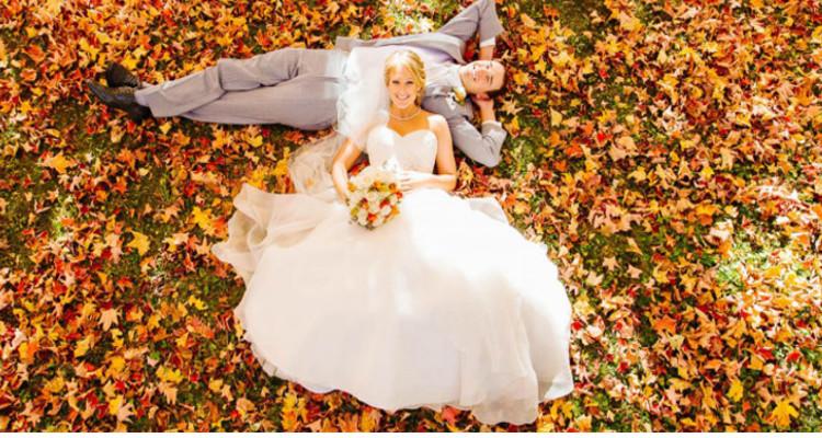 celebrar una boda en otoño 2