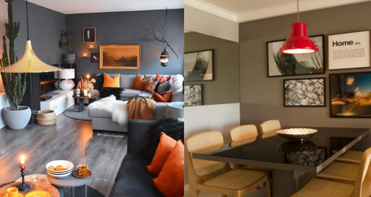 5 Tendencias de Decoración Populares en Instagram
