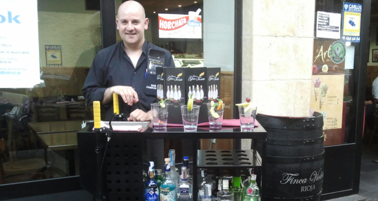 Profesionales Destacados Movingdrinks Catering