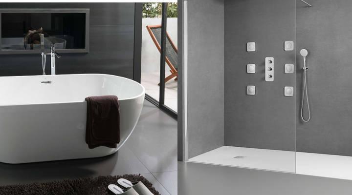 ¿Bañera o ducha? Pros y contras de ambas opciones