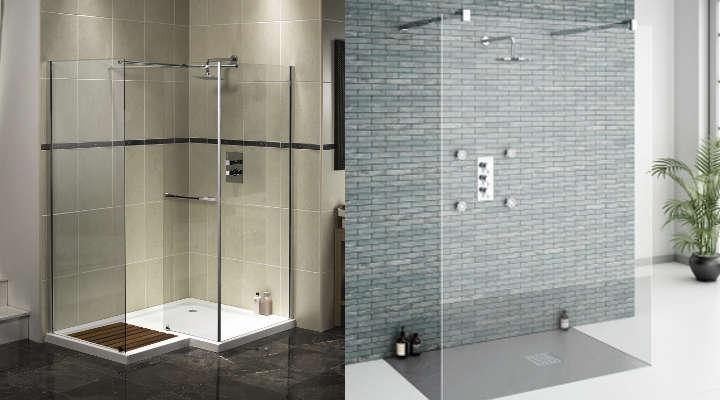 ideas para cambiar bañera por plato de ducha
