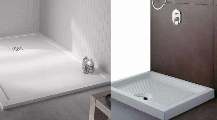 5 ideas para cambiar ba era por plato de ducha On plato ducha ceramico