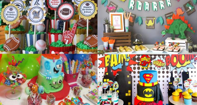 Ideas para Fiestas Temáticas Infantiles - Consejos para las Mejores ...