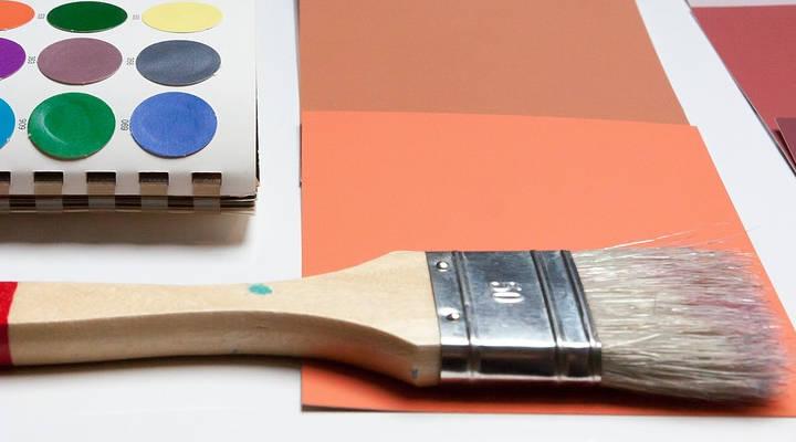pintar paredes de interior