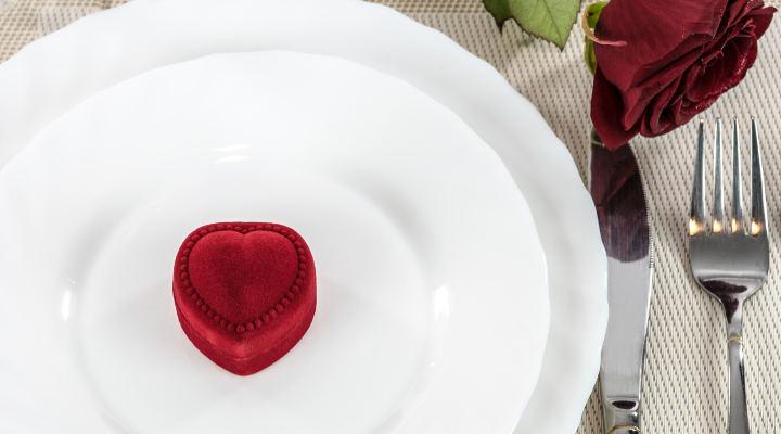 Las mejores recetas para la cena de San Valentín