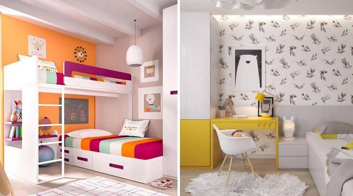 Ideas para reformar un dormitorio infantil
