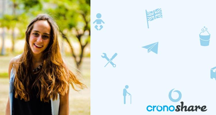 Profesionales Destacados de Cronoshare: Entrevista a Carlota Provenzali