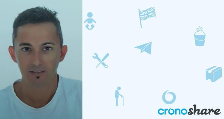 Profesionales Destacados de Cronoshare: Entrevista a Óscar Agudo