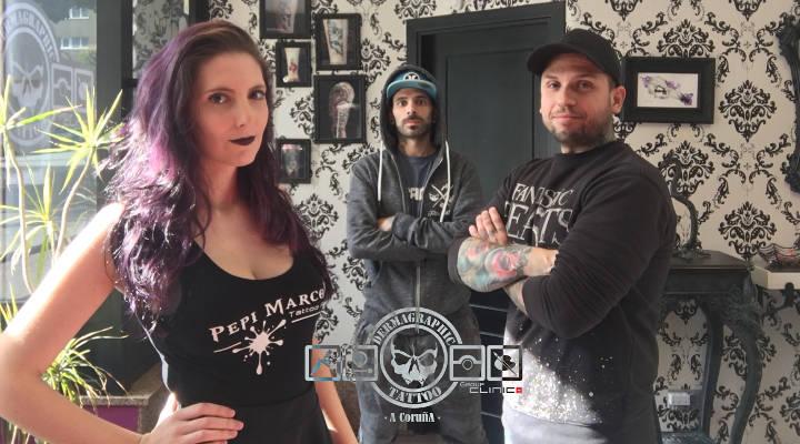 Profesionales Destacados de Cronoshare: Entrevista a Dermagraphic Tattoo