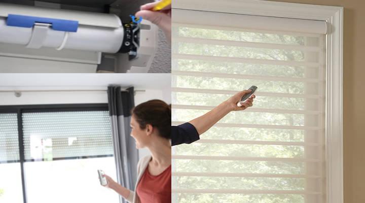Cómo arreglar una persiana eléctrica