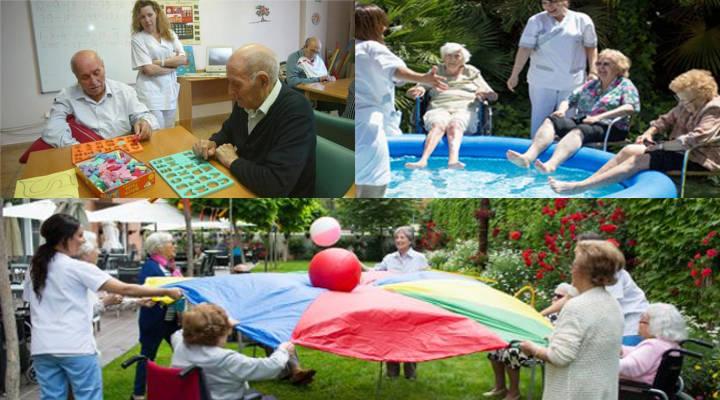 Cómo elegir una residencia de ancianos
