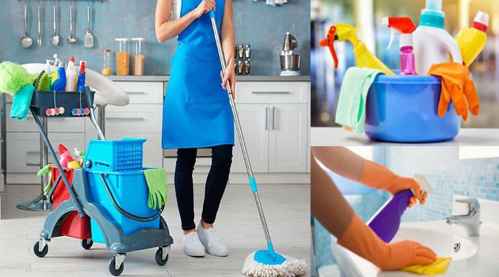 Cu nto cuesta un servicio de limpieza del hogar en - Fotos de limpieza de casas ...