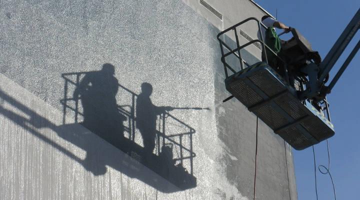 ¿Cuánto cuesta la limpieza de fachadas?