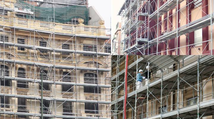 ¿Cuánto cuesta rehabilitar un edificio? Precios por m2 para rehabilitación de edificio en 2019