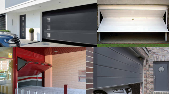 Cu nto cuesta instalar una puerta de garaje gu a de for Cuanto cuesta una puerta corredera