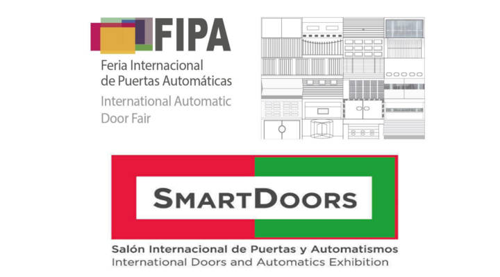 Ferias de puertas automáticas en España. Actualizado para 2021