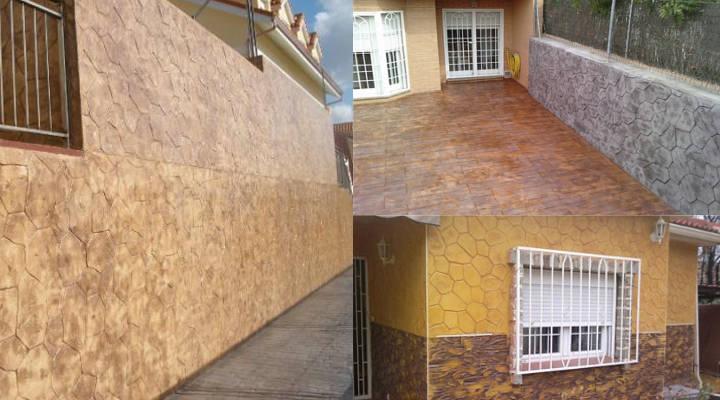 Ventajas del hormigón impreso vertical: La solución definitiva para tu fachada