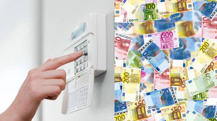 ¿Cuánto cuesta instalar una alarma? Precios en 2021