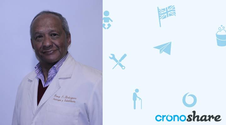 Profesionales Destacados de Cronoshare: Entrevista a Henry Oswaldo Rodríguez