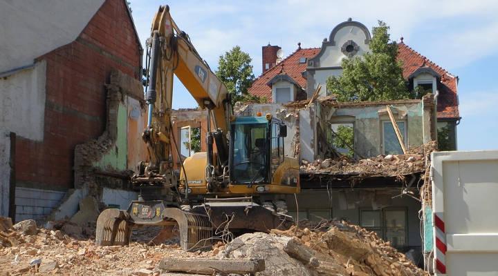 Cuánto cuesta derribar una casa